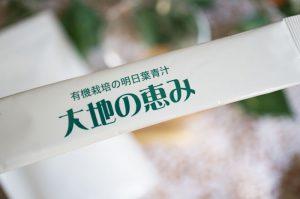 明日葉青汁【大地の恵み】